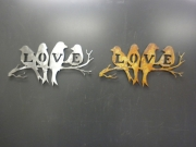 Love-Birds---brushed-&-rusted