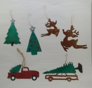 Rudolph-Griswold-Xmas-Trees-Pickup-Truck-ornaments-B