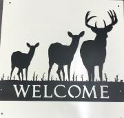 Deer-scene