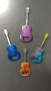 Guitar-Bottle-Openers