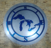 Compass-Great-Lakes-attached-blue-on-Galv-back-plate