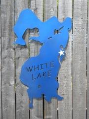 White-Lake-metallic-blue-on-fence