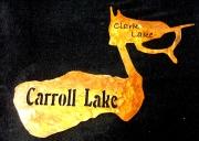 Carroll Lake and Clark Lake