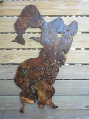 White-Lake-rusted-on-fence-C