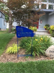Brad-Shuder-KIA-flag-yard-stake