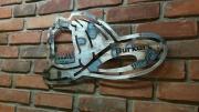 Burkart-fireman-helmet-brick-wall