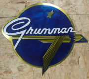 Grumman-logo-sign