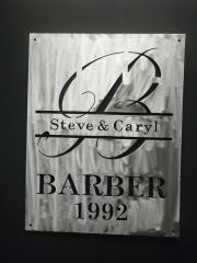 House-Name-plaque---Barber-deep-brush