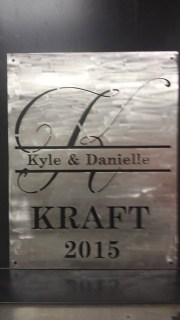 House-Name-plaque---KRAFT-deep-brush