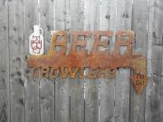 KBC-logo-on-Beer-Growler-sign---fence