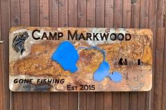 Camp-Markwood-sign-fence-background