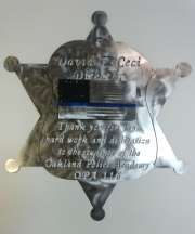 Oakland-Police-Academy-recognition-sign