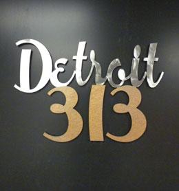 Detroit-Michigan-Metal-Art
