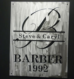 Metal Signs - Commercial-Residential