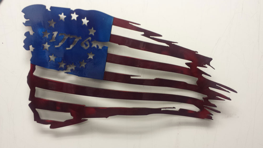 a82f11de01d9 USA 1776 Flag Distressed