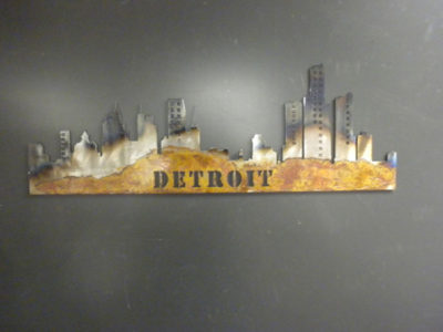 Detroit Metal Art