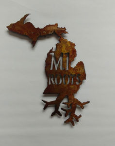 Michigan Made Metal Art