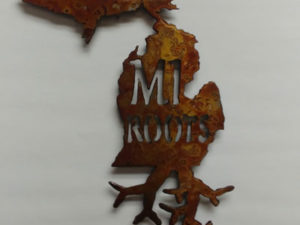 Michigan Made Metal Art