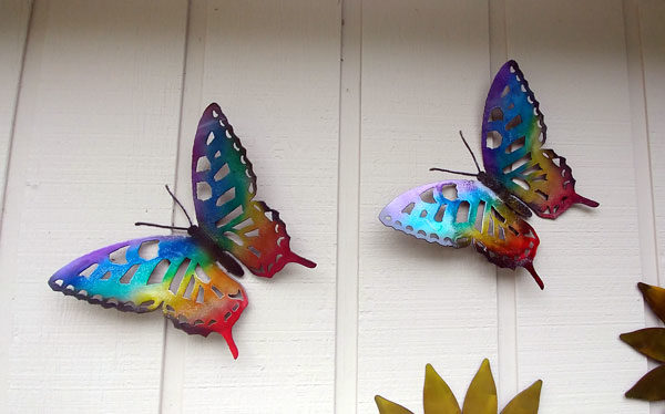 butterfly-metal-art